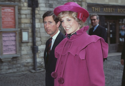 Prince Charles and Princess Diana Divorce Letters Go On Sale