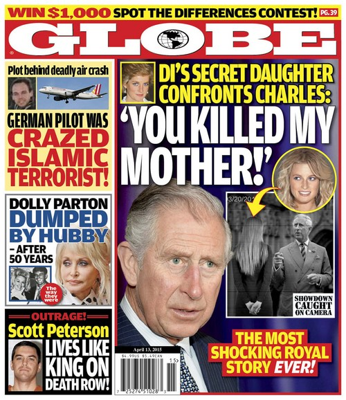 Princess Diana's Secret Daughter Sarah Meets With Prince Charles: Begs Future King To Take DNA Test