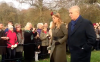 Kate Middleton Jealous Princess Eugenie Deemed Most Fashionable Royal – Svelte Figure Admired At Royals Christmas Service