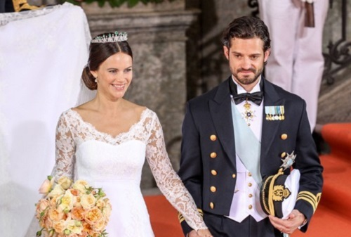 Princess Sofia of Sweden Replaces Kate Middleton As New Royal Style Icon