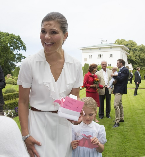 Sweden's Princess Victoria Admits To Eating Disorder