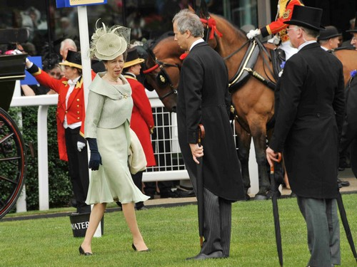 Princess Anne Advocates Eating Horse Meat As Food