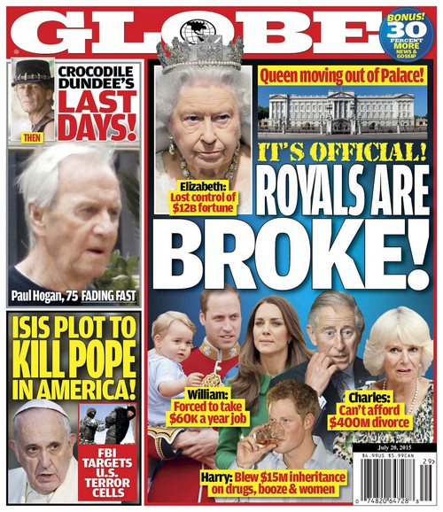 Queen Elizabeth Broke: Puts Royal Family On Strict Budget, Pinching Pennies - Can't Afford Buckingham Palace Repairs?