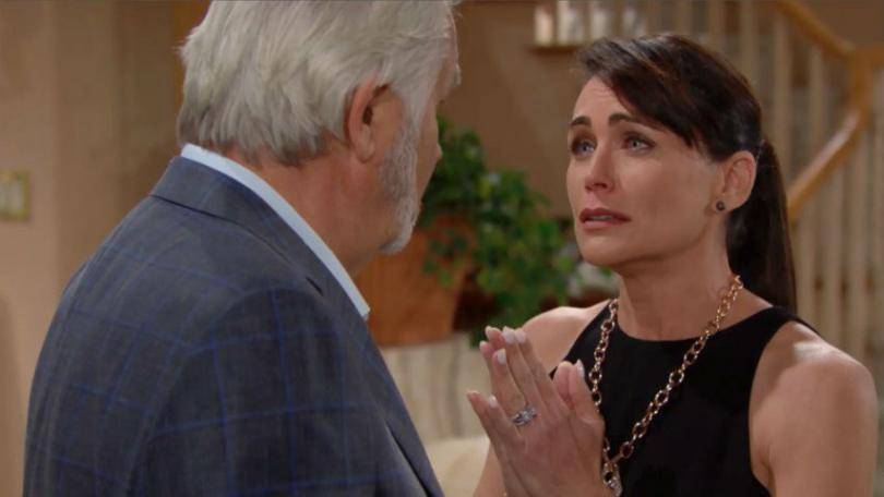 The Bold and the Beautiful Spoilers: Sheila Influences Eric To Cut All Ties With Quinn – Maya and Zende In Trouble