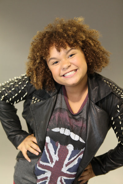Rachel Crow 'Nothing On You' The X Factor USA Performance Video 12/07/11