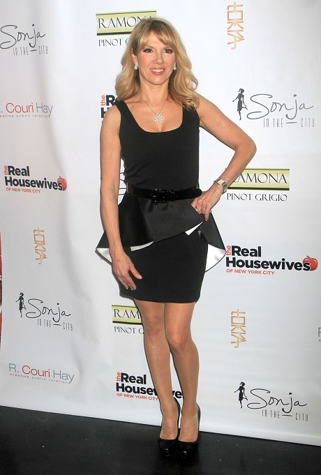"""Ramona Singer Quits Real Housewives of New York – Leaves Rather Than Play A """"Demoted Character"""""""