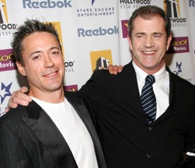 Robert Downey Jr. Defends Mel Gibson