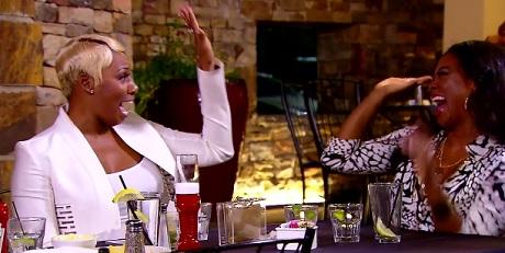 Real Housewives of Atlanta Season 7 Cast Spoilers: Phaedra Parks, Apollo Nida at War - Claudia Jordan, Demetria Mckinney New