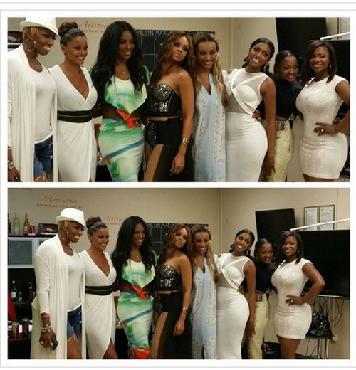 The Real Housewives Of Atlanta Season 7 Cast Spoilers - First Photos Together!