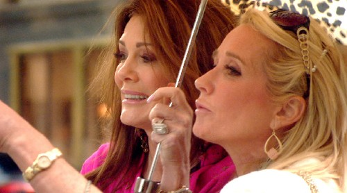 The Real Housewives Of Beverly Hills RECAP 3/3/13: Season 3 Episode 16