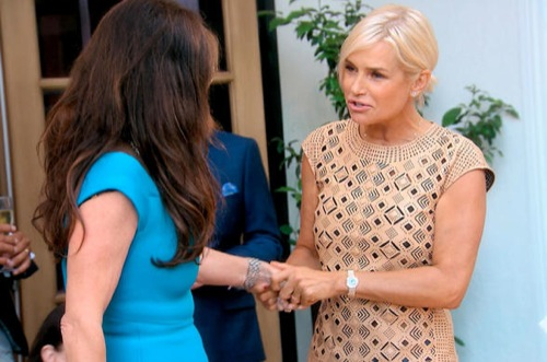 "The Real Housewives of Beverly Hills Recap - Lisa Gives Brandi the Cold Shoulder: Season 5 Episode 6 ""Medford, 90210"""