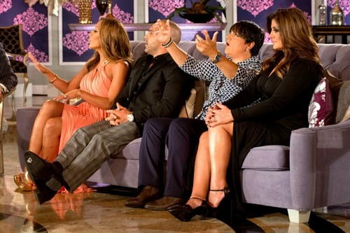"The Real Housewives of New Jersey RECAP 10/13/13: Season 5 Episode 20 ""Reunion Part 2"""