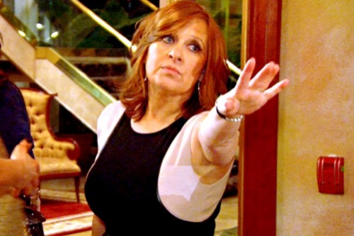 """The Real Housewives of New Jersey Live Recap 'Eat Your Cookie' Season 6 Episode 13 """"Sorry, Not Sorry"""""""