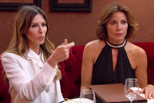"The Real Housewives of New York LIVE RECAP: Season 6 Episode 11 ""The Ramona Trap"""