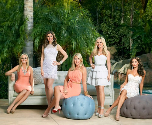Vicki Gunvalson, Brooks Ayers Cheating: Real Housewives of Orange County Stars Tamra Barney, Lizzie Rovsek Fights and Breast Jobs
