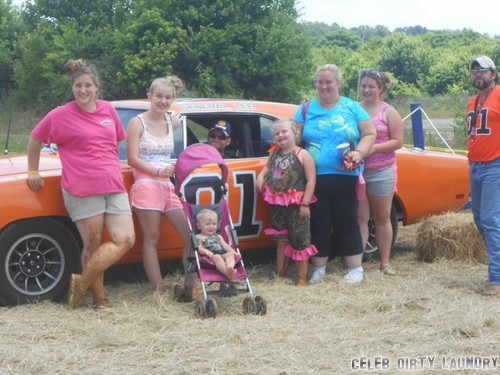 Honey Boo Boo Wins Gold Medal At Redneck Olymp-Hicks – Embarrassing Or Cute?