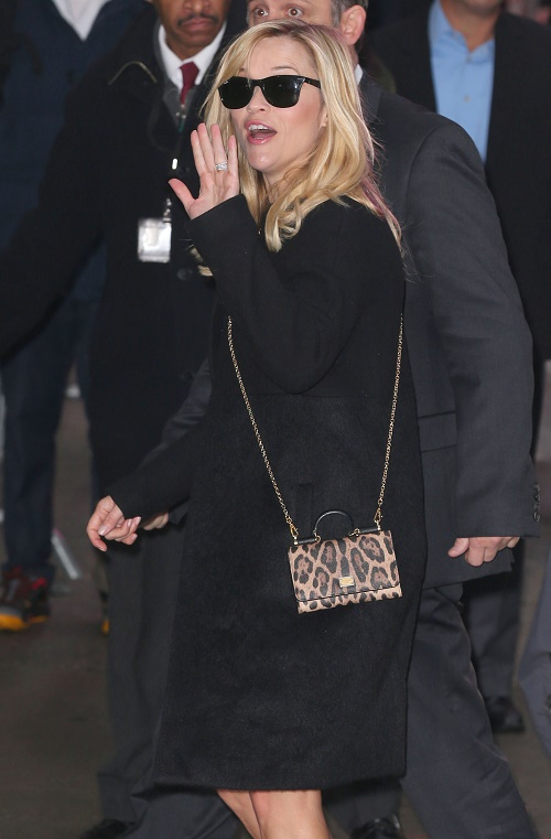 Reese Witherspoon Drunk During Daytime Charity Event - This Star On Her Way To Rehab?