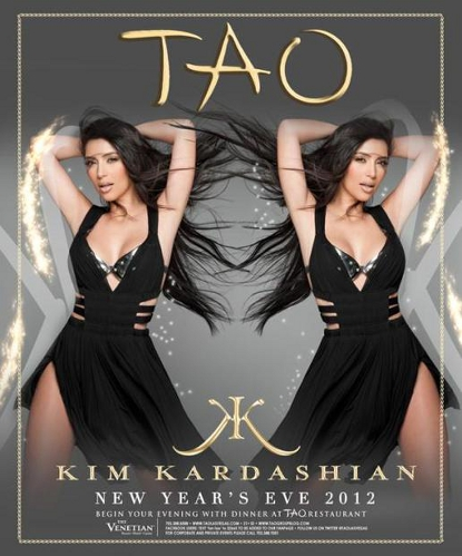 New Year's Eve Parties Are A Big Deal For Celebs -- Where Will Kim Kardashian Be Partying?