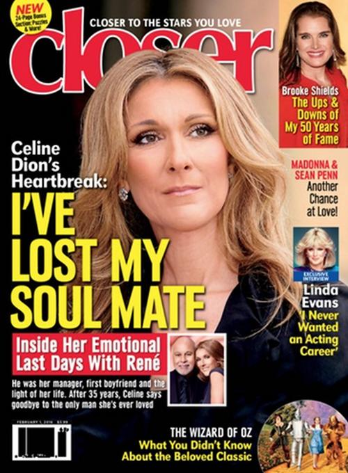 Celine Dion Heartbreak Uncovered Days After Rene Angelil Death: Cherished Husband's Final Moments