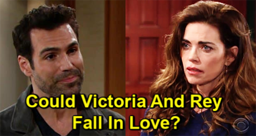 The Young and the Restless Spoilers: Lonely Rey Needs Romance, Villy Doomed – Should Victoria and Rey Find Love?