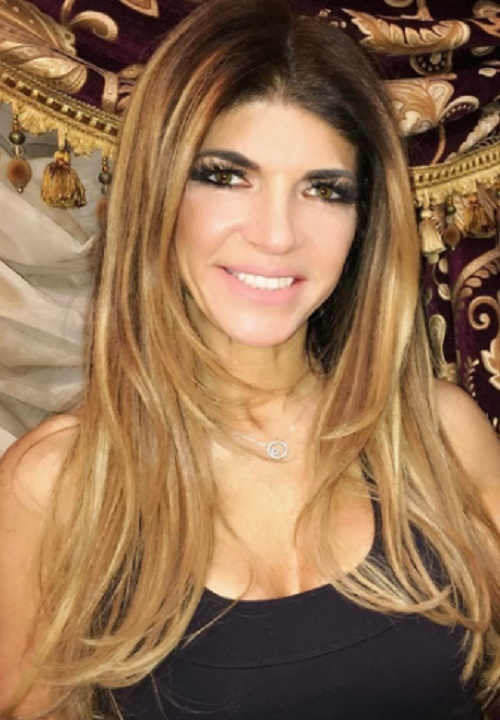 Teresa Giudice Poses In Bikini A Month After Mother Antonia Gorga's Death