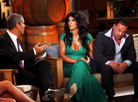 Real Housewives of New Jersey Reunion Part 3 Spoiler: Teresa Giudice Makes Husbands Punch It Out!