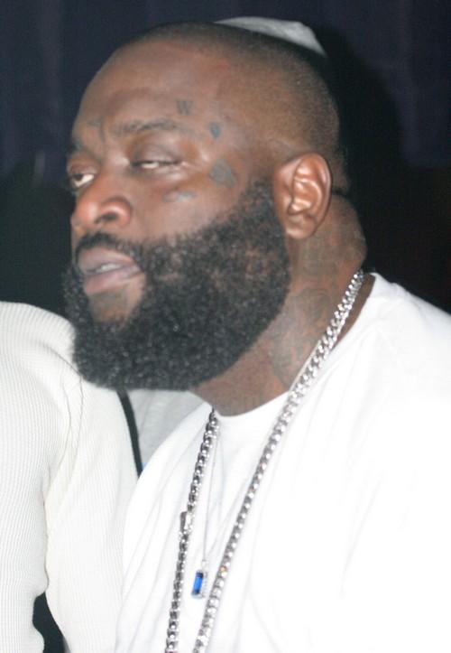 Rick Ross Reignites 50 Cent Rap Feud: Demands Bankrupt Rapper Pay Baby Mama