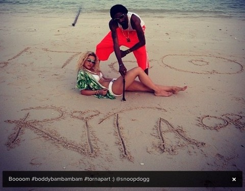 Is Rita Ora Secretly Sleeping With Snoop Dogg? Pictures In Thailand Prove It (PHOTOS)