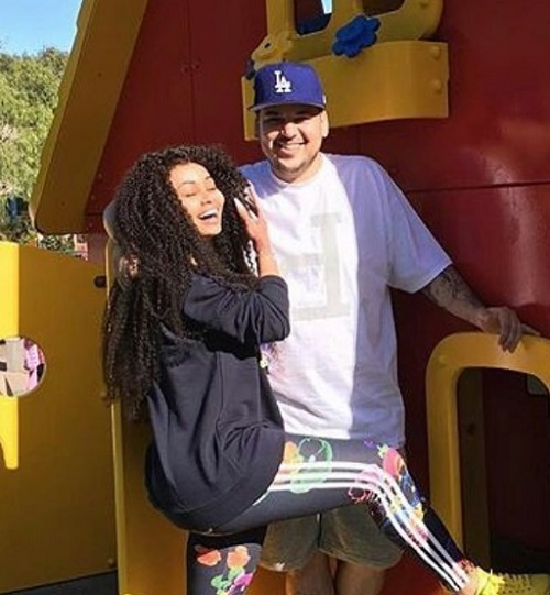 Rob Kardashian Starring In New Dating Show Following Blac Chyna Break Up