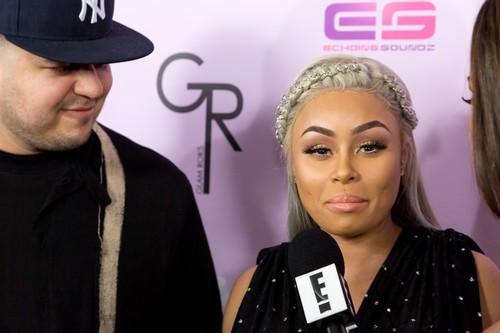Blac Chyna Granted Restraining Order Against Rob Kardashian: No More Posting Intimate Photos