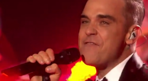 Queen Elizabeth On The Warpath: Robbie Williams Admits Smoking Pot At Buckingham Palace