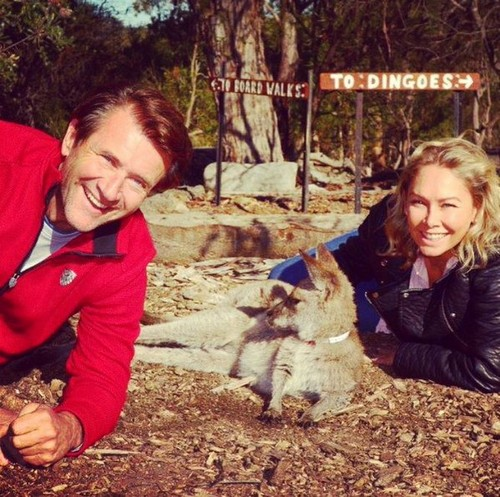 Robert Herjavec and Kym Johnson Engaged: Shark Tank Star Tired of Waiting for DWTS Girlfriend To Pop The Question?