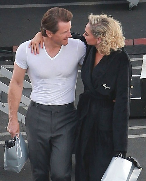 Robert Herjavec Dating Kym Johnson: DWTS Dancing Pro After Shark Tank Millionaire's Money?