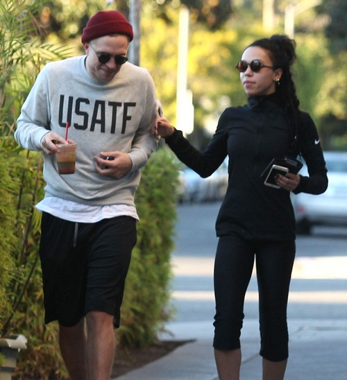 Robert Pattinson Marriage With FKA Twigs Coming: Friends Worry Break-Up Will Destroy Twilight Star