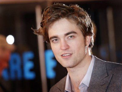 How Robert Pattinson Spent Christmas