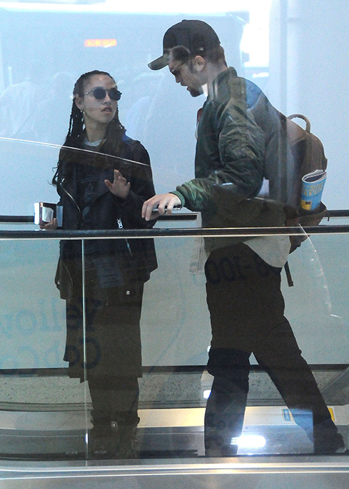 Robert Pattinson And FKA Twigs Relationship In State Of Peril: Future Wedding Plans Put On Hold?