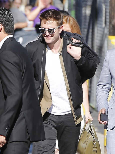 Robert Pattinson and Katy Perry Dating: Couple Hook-Up at Rover After-Party