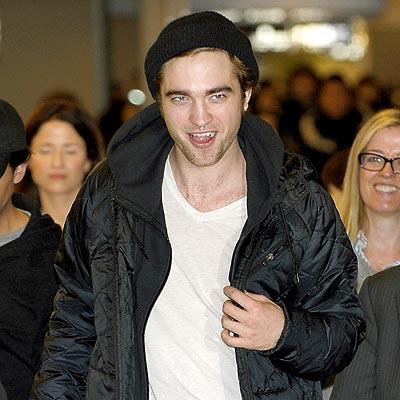 Robert Pattinson Likes Dressing Like A Bum