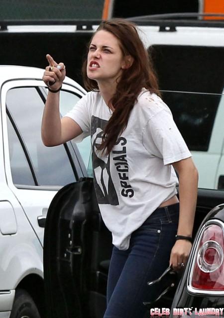 Robert Pattinson Abandoned Kristen Stewart After Christmas Fight, Flew to London Alone