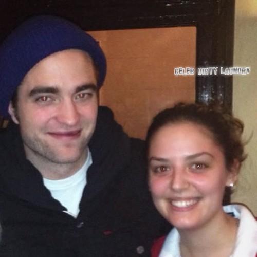 Robert Pattinson Still In London - Pining Away For Kristen Stewart? (PHOTO)