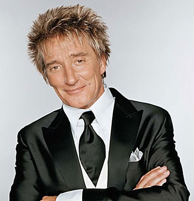 Rod Stewart Gets Closer To The Child He Put Up For Adoption