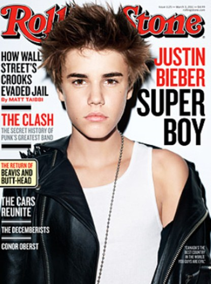 Justin Bieber Talks Sex and Politics In Rolling Stone Cover Story