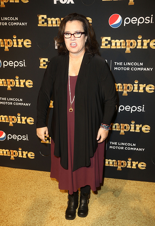 Rosie O'Donnell Denies Daughter's Reunion With Siblings – Disowns Teenager In Text Message