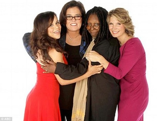 Rosie Perez Quitting The View for Broadway: Bullied by Rosie O'Donnell and Whoopi Goldberg?