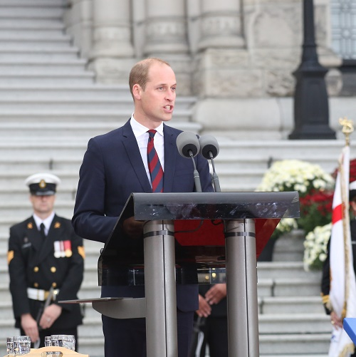 Prince William Pays Final Respects To Duke of Westminster: Kate Middleton Accompanies Prince Charles And Camilla Parker-Bowles To Memorial Service