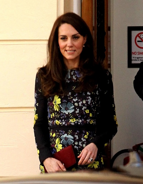 Kate Middleton Loses Only Friend, Tara Palmer-Tomkinson Dead At 45