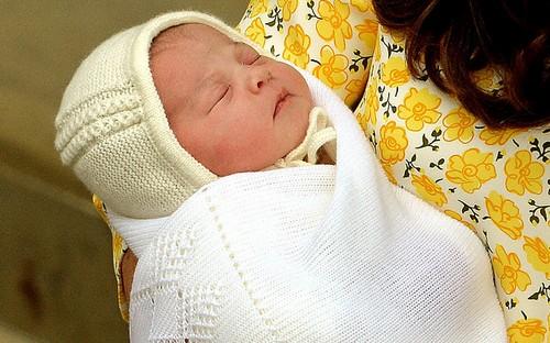 Charlotte Elizabeth Diana: Her Royal Highness, Princess Charlotte of Cambridge: Kate Middleton Baby Girl Named!