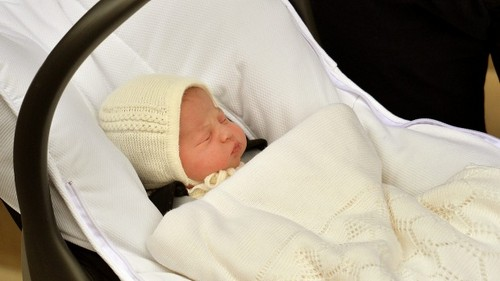 Charlotte Elizabeth Diana: Kate Middleton and Prince William Choose Royal Baby Girl Princess Name!