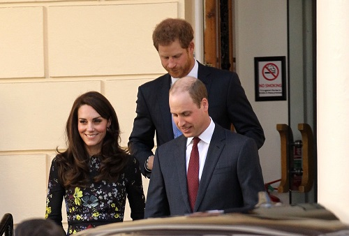 Kate Middleton Panicking: Prince Harry's Popularity Soars Past Prince William's