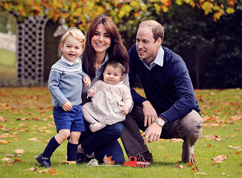 Kate Middleton Shares Family Christmas Photo: Joy of Princess Charlotte's First Royal Christmas